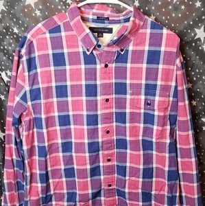 Tommy Hilfiger Button Up Shirt Mens XL